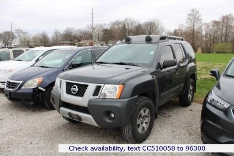 2012 Nissan Xterra PRO-4X for sale at Weber Chevrolet Columbia in Columbia IL