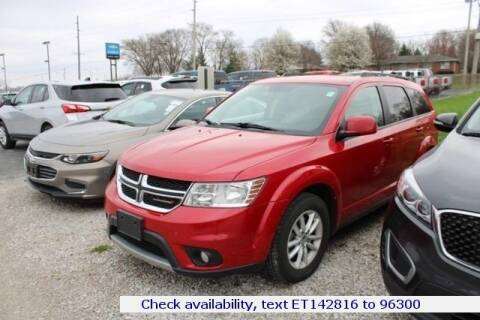 2014 Dodge Journey SXT for sale at Weber Chevrolet Columbia in Columbia IL