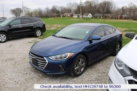 2017 Hyundai Elantra Value Edition for sale at Weber Chevrolet Columbia in Columbia IL