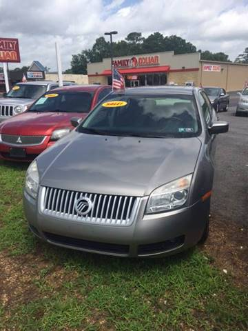 2008 Mercury Milan for sale at SRI Auto Brokers Inc. in Rome GA
