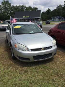 2010 Chevrolet Impala for sale at SRI Auto Brokers Inc. in Rome GA
