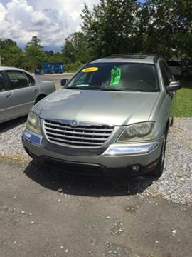 2004 Chrysler Pacifica for sale at SRI Auto Brokers Inc. in Rome GA