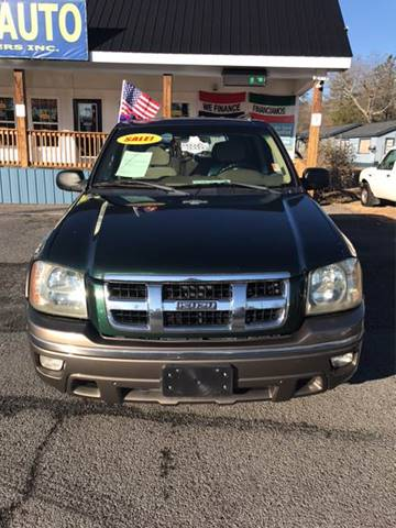 2004 Isuzu Ascender for sale at SRI Auto Brokers Inc. in Rome GA