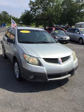 2003 Pontiac Vibe for sale at SRI Auto Brokers Inc. in Rome GA