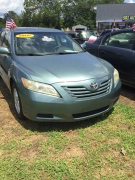 2007 Toyota Camry for sale at SRI Auto Brokers Inc. in Rome GA