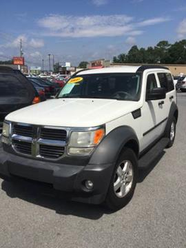 2007 Dodge Nitro for sale at SRI Auto Brokers Inc. in Rome GA