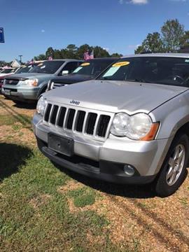 2008 Jeep Grand Cherokee for sale at SRI Auto Brokers Inc. in Rome GA