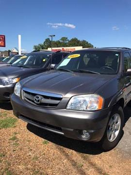 2004 Mazda Tribute for sale at SRI Auto Brokers Inc. in Rome GA