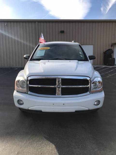 2006 Dodge Durango for sale at SRI Auto Brokers Inc. in Rome GA