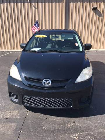 2007 Mazda MAZDA5 for sale at SRI Auto Brokers Inc. in Rome GA