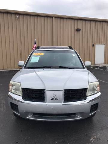 2004 Mitsubishi Endeavor for sale at SRI Auto Brokers Inc. in Rome GA