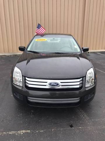2006 Ford Fusion for sale at SRI Auto Brokers Inc. in Rome GA