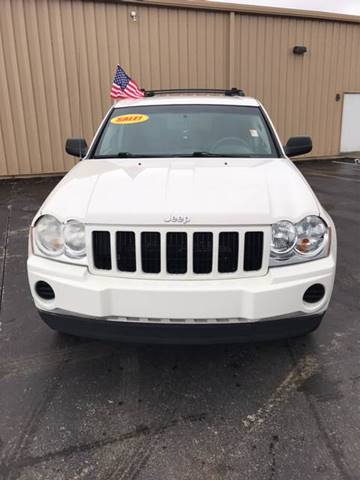 2006 Jeep Grand Cherokee for sale at SRI Auto Brokers Inc. in Rome GA