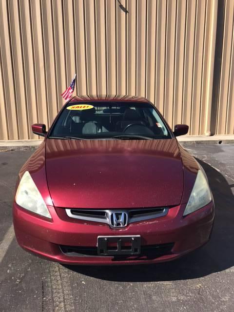 2005 Honda Accord For Sale At SRI Auto Brokers Inc. In Rome GA