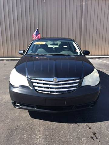 2007 Chrysler Sebring for sale at SRI Auto Brokers Inc. in Rome GA
