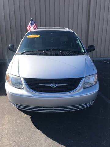 2004 Chrysler Town and Country for sale at SRI Auto Brokers Inc. in Rome GA