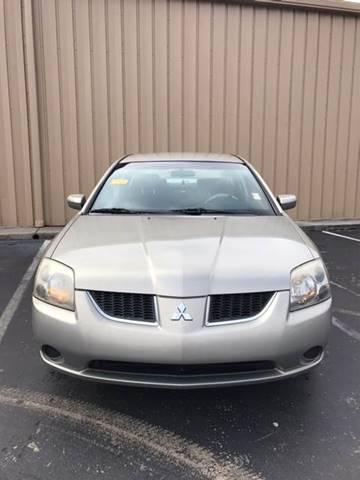 2005 Mitsubishi Galant for sale at SRI Auto Brokers Inc. in Rome GA