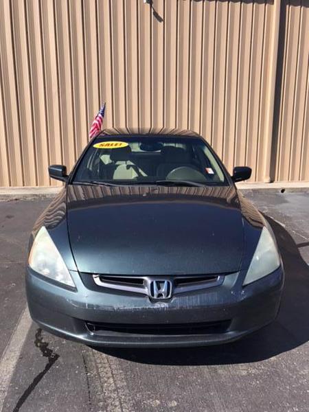 Beautiful 2004 Honda Accord For Sale At SRI Auto Brokers Inc. In Rome GA