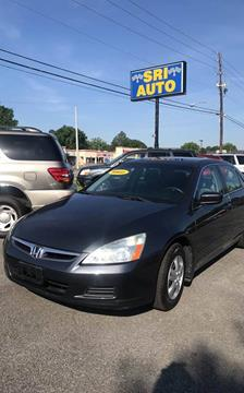 2006 Honda Accord for sale in Rome, GA