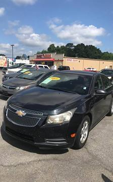 2011 Chevrolet Cruze for sale in Rome, GA
