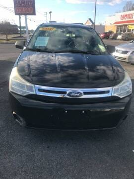 2008 Ford Focus for sale at SRI Auto Brokers Inc. in Rome GA