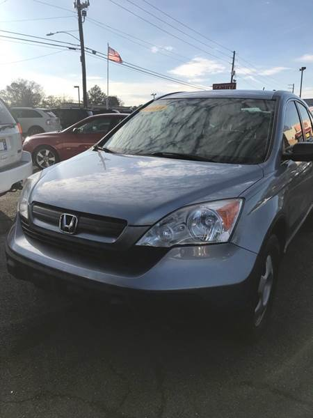 2008 Honda CR-V for sale at SRI Auto Brokers Inc. in Rome GA