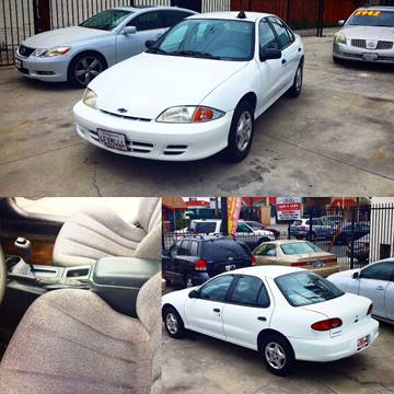 2000 Chevrolet Cavalier for sale in Long Beach, CA