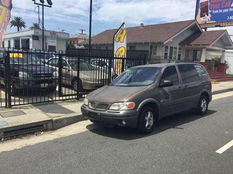 2000 Pontiac Montana for sale in Long Beach, CA
