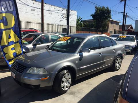 2003 Volkswagen Passat for sale in Long Beach, CA