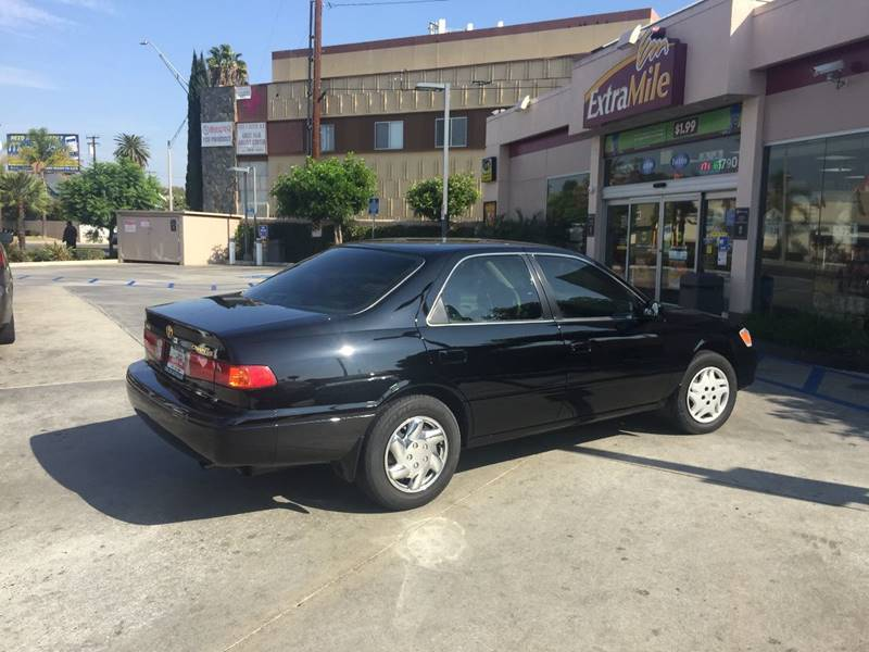 Toyota Camry LE In Long Beach CA The Lot Auto Sales - 2001 camry