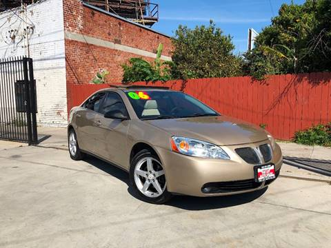 2006 Pontiac G6 for sale in Long Beach, CA