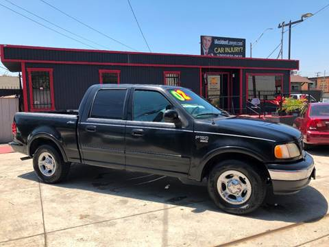 2002 Ford F-150 for sale in Long Beach, CA