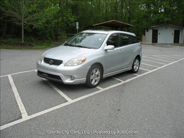 2007 Toyota Matrix for sale in Mount Airy, NC