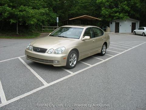 Lexus GS 300 For Sale  Carsforsalecom