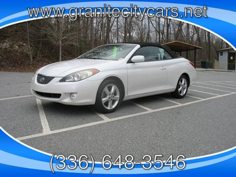 2005 Toyota Camry Solara for sale in Mount Airy, NC