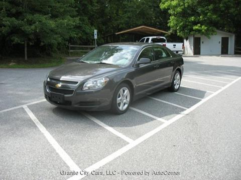2011 Chevrolet Malibu for sale in Mount Airy, NC