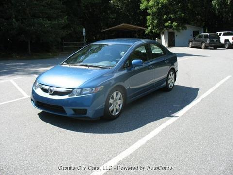 2011 Honda Civic for sale in Mount Airy, NC