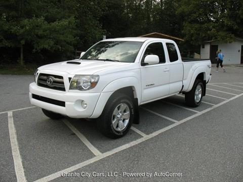 2010 Toyota Tacoma for sale in Mount Airy, NC