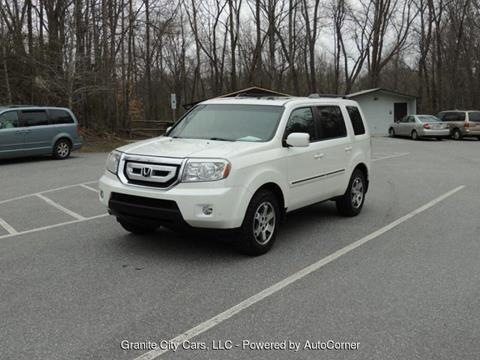 2011 Honda Pilot for sale in Mount Airy, NC