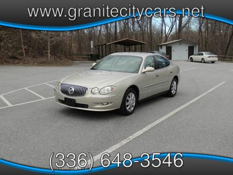 2008 Buick LaCrosse for sale in Mount Airy, NC