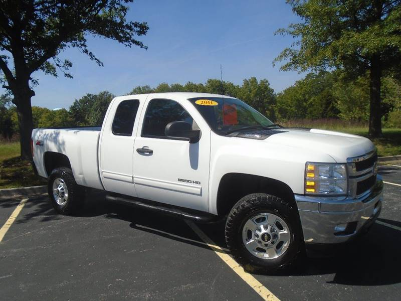 2011 Chevrolet Silverado 2500hd Lt In Gladstone Mo Grc Of Kc