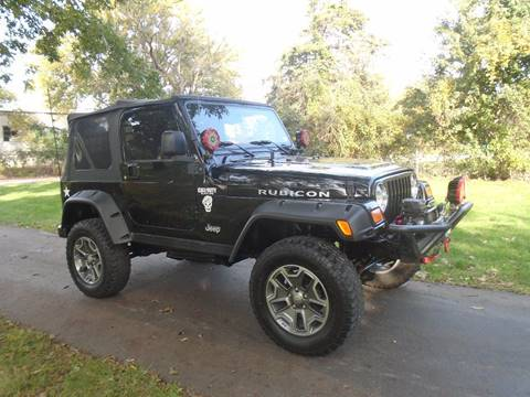 2004 Jeep Wrangler for sale in Gladstone, MO
