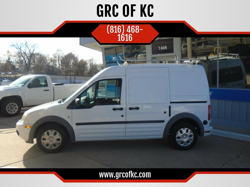 2013 Ford Transit Connect Cargo Van Xlt In Gladstone Mo Grc Of Kc