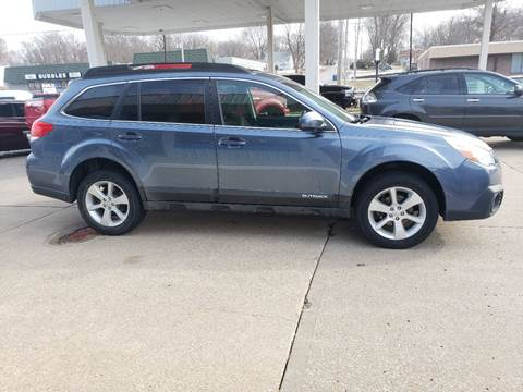 2013 Subaru Outback for sale at GRC OF KC in Gladstone MO