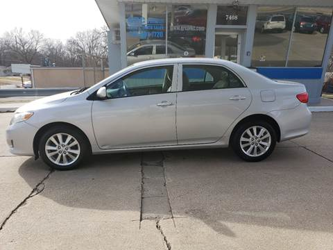 2010 Toyota Corolla for sale at GRC OF KC in Gladstone MO