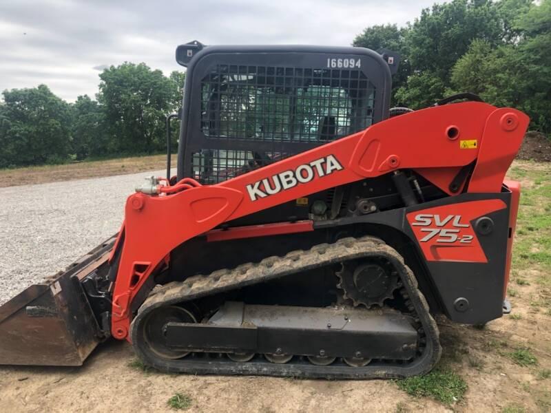 2017 Kubota SVL 75 for sale at GRC OF KC in Gladstone MO