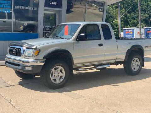 2003 Toyota Tacoma for sale at GRC OF KC in Gladstone MO