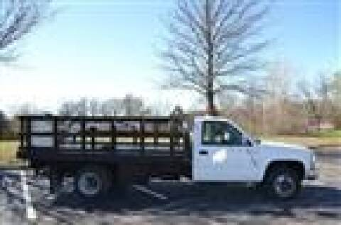 1995 GMC Sierra 3500 for sale at GRC OF KC in Gladstone MO