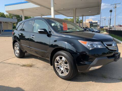 2009 Acura MDX for sale at GRC OF KC in Gladstone MO