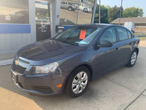 2013 Chevrolet Cruze for sale at GRC OF KC in Gladstone MO